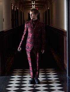 Ellar Coltrane Dons Fall Fashions for Numéro Homme Berlin
