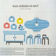 #illustration #maallalehti #polkkajam #annaperho