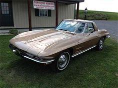 1964 Chevrolet Corvette for Sale   ClassicCars.com   CC-434345