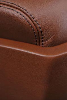 Rolls Royce Phantom Leather Stitching