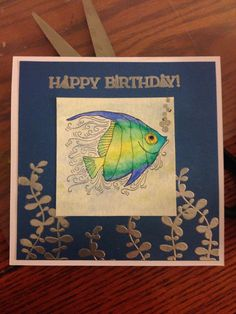 Fish birthday