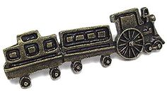 train drawer pulls antiqued, choose your finish
