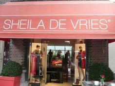 Winkel Sheila de vries, in Amsterdam te vinden