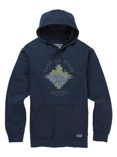 Men's Burton Burkett Organic Pullover Hoodie