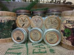 Win American made soy candles from Vance Family Soy Candles. The scents rejuvenate because they're made with essential oils. They are a USA Love List favorite.