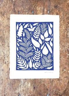 Linocut Prints, Art Prints, Block Prints, Lino Art, Linoleum Block Printing, Linoprint, Making Ideas, Printmaking, A2 Size