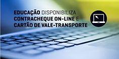 """BLOG  """"ETERNO APRENDIZ"""" : EDUCAÇÃO DISPONIBILIZA CONTRACHEQUE ON-LINE E CART..."""