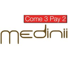 COME 3 PAY 2 @ MEDINII  More information: https://www.whitecardasia.com/partner/medinii/
