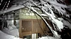 Rescuers said the staff and guests in the three-story hotel were under snow for 24 hours.