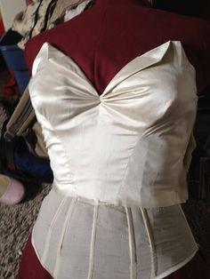 Making a wedding dress - Imgur