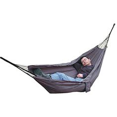 Exped Scout Hammock Combi Green / Grey * You can find out more details at the link of the image. (This is an affiliate link) Camping Cot, Camping Gear, Outdoor Camping, Camping Hammock, Camping Forum, Outdoor Furniture, Outdoor Decor, Green And Grey, Patio