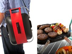 (2) FREE SHIPPING: Fuego Element Portable Gas Grill from Tom Colicchio on OpenSky