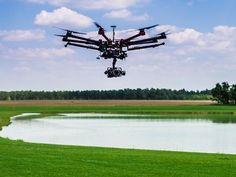 $3,939  - DJI Spreading Wings S1000 Premium (UAV Drone Octocopter, Professional Aerial Photography) - FuturisticSHOP.com