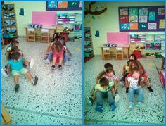 παιχνιδοκαμώματα στου νηπ/γειου τα δρώμενα: σύνθεση ομάδων ....αλά Τσέστερ !!! Kids Rugs, Play, Kid Friendly Rugs, Nursery Rugs