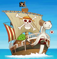 Going Merry l One Piece