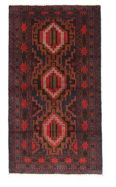 Beluch-matto 105x186