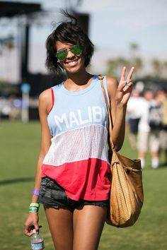 50+ style snaps from Coachella! Photos by Mark Iantosca