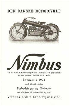 John Kern Nimbus Vintage Labels, Vintage Ads, Grafic Novel, Old Cycle, Man Crates, Book Labels, Beer Poster, Motorcycle Posters, Transportation Industry