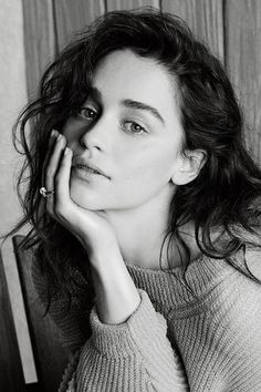 Emilia Clarke for WSJ Magazine March 2014 by Lachlan Bailey - Fashion Copious