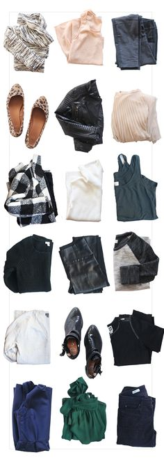 Building a Wardrobe from Scratch Pt. 2