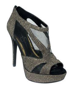 781716f1f20 Jessica Simpson Belindas Platform Shooties Shoes - Macy s