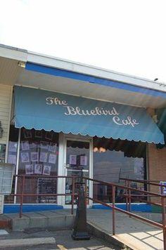 Tennessee - The Bluebird Cafe, Nashville