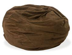 Bark Sack from Jeromes. 5 ft bean bag. Do want.