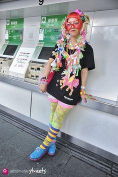 120908-5822 - Street fashion in Harajuku, Tokyo
