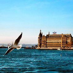 Seeyou Turkey | #Haydarpasa Train Station - Istanbul