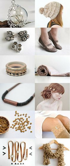 Natural by Sabina on Etsy--Pinned with TreasuryPin.com