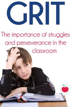 Grit is so important