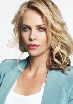 Charlize Theron. Love her
