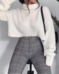 Stylish and cuddly outfits for the cold winter days? ❄️ Look at us ., WİNTER OUTFİTS, Stylish and cuddly outfits for the cold winter days? ❄️ Visit us and make sure you get cheap and elegant outfits & accessories. Winter Fashion Outfits, Look Fashion, Korean Fashion, Fall Outfits, Fashion Dresses, Summer Outfits, Outfit Winter, Girl Fashion, Cute Fashion