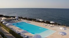 Just 30 metres from its private rocky beach with free sun loungers and parasols, Hotel La Sorgente is set on Savelletri's main promenade. Hotel Am Meer, Hotel Am Strand, Hotels, Sun Lounger, Trip Advisor, Italy, Beach, Outdoor Decor, Travel