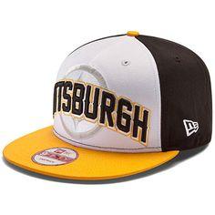 Pittsburgh Steelers New Era Draft Snapback Adjustable Hat - Official Online  Store 9be014f7eaf