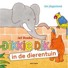 Dikkie Dik in de dierentuin (€7,95)