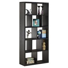 Shop Wayfair for Hokku Designs Zac 71 Bookcase - Great Deals on all Home Improvement products with the best selection to choose from! Space Saving Furniture, Home Office Furniture, Accent Furniture, Furniture Storage, Furniture Decor, Bookcase Storage, Bookshelves, Shelving, Cube Storage