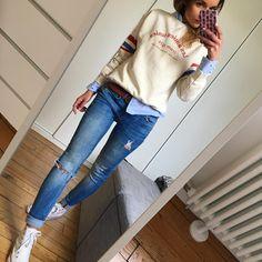 """1,884 mentions J'aime, 34 commentaires - Céline (@lesfutiles) sur Instagram: """"Wednesday outfit ✔️…"""""""