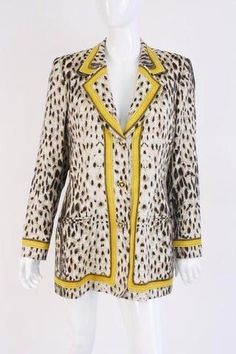 e71291ba9660 Best Vintage Online Store - Authentic Vintage Fashion and Accessories. Leopard  JacketVintage ...