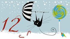 #Catcontent am 12. Dezember! Und was verbirgt sich dahinter? http://kurier.at/thema/gesunde-weihnachten/gesund-durch-den-advent-12-dezember/37.935.461