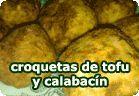 Croquetas de tofu y calabacín :: recetas veganas recetas vegetarianas :: Vegetarianismo.net