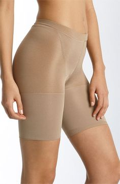 SPANX® 'In-Power Line' Super Power Panties Mid Thigh Shaper (3 for $63.90) Great price and who couldn't do with a little help with the wobbly bits :)