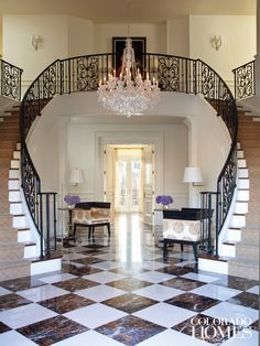 1000 images about elegant foyers on pinterest foyers for Classique ideas interior designs inc