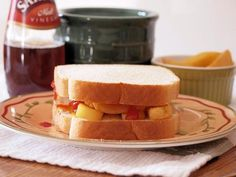 A Chip Butty. The most gorgeous thing in the world if the bread is soft, the Chipd are fat and it is simply dripping with butter!