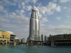 The Adress hotel Dubai