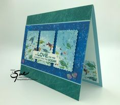 Stampin' Up! Whale Done My Love for the Happy Inkin' Thursday Blog Hop | Stamp With Sue Prather Nautical Cards, Love Photos, Stampin Up Cards, Postage Stamps, Paper Cutting, Whale, Card Stock, Catalog, About Me Blog