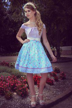 Holly Heatwave Skirt