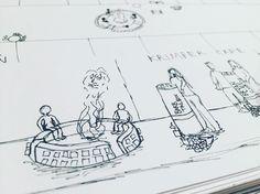 Ashtray bonfire seating and cigarette tables quick sketch  #sketch #art #drawing #development #draw #artist #artwork #monashinterior #madainterior #monashada #design #designer #furniture #furnituredesign #cigarette #ashtray #memorial #interiorarchitecture #architecture by dlb.interiors