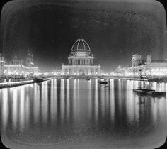 Chicago World's Fair Columbian Exposition