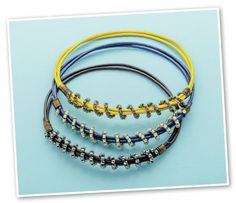 Make a Beaded Bracelet in Just 4 Steps - Cloth Paper Scissors Today - Blogs - Cloth Paper Scissors